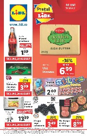 Lidl - Savoare in stil Croat | 24 August - 30 August