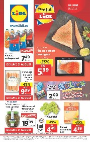 Lidl - Pofta de savoare in stil grecesc | 31 August - 06 Septembrie