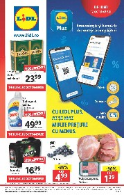 Lidl - Surprize in stil american | 12 Octombrie - 18 Octombrie