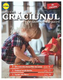 Lidl - Decoratiuni si Jucarii de Craciun | 09 Noiembrie - 13 Decembrie