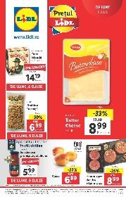 Lidl - Gustul Street Food la tine acasa | 05 Iulie - 11 Iulie