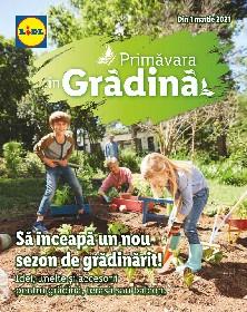 Lidl - Sa inceapa un nou sezon de gradinarit! | 01 Martie - 11 Aprilie