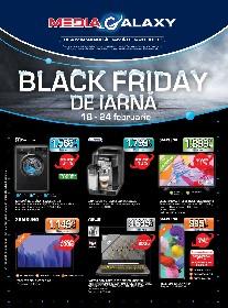 Media Galaxy - Black Friday de iarna | 18 Februarie - 24 Februarie