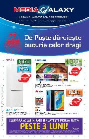 Media Galaxy - De Paste daruieste bucurie celor dragi | 09 Aprilie - 15 Aprilie