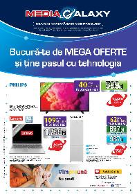 Media Galaxy - Bucura-te de Mega Oferte si tine pasul cu tehnologia | 30 Aprilie - 06 Mai