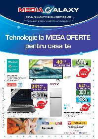 Media Galaxy -Tehnologie la mega oferte pentru casa ta | 07 Mai - 13 Mai