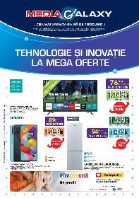 Media Galaxy - Tehnologie si inspiratie la mega oferte | 21 Mai - 27 Mai