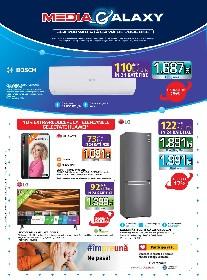 Media Galaxy - 10% extra-reducere la televizoarele Samsung gama 2020 | 18 Iunie - 24 Iunie