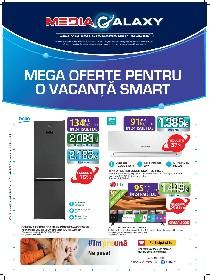 Media Galaxy - Mega Oferte pentru o vacanta smart | 25 Iunie - 01 Iulie