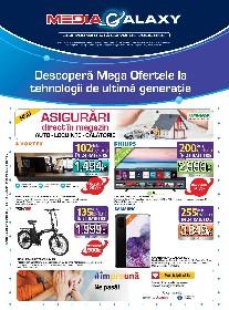 Media Galaxy - Mega oferte la tehnologii de ultima generatie | 09 Iulie - 15 Iulie