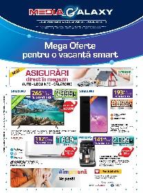 Media Galaxy - Mega Oferte pentru o vacanta smart | 16 Iulie - 22 Iulie