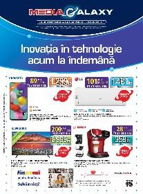 Media Galaxy - Inovatia in tehnologie acum la indemana | 20 August - 26 August