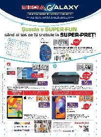 Media Galaxy - Tot ce-ti trebuie la Super-Pret | 27 August - 02 Septembrie