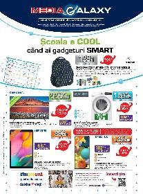 Media Galaxy - Scoala e cool cand ai gadgeturi smart | 03 Septembrie - 09 Septembrie