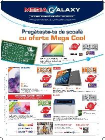 Media Galaxy - Pregateste-te de scoala cu oferte Mega Cool | 10 Septembrie - 16 Septembrie
