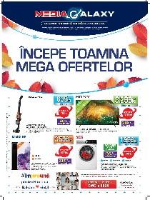 Media Galaxy - Incepe toamna Mega Ofertelor | 01 Octombrie - 07 Octombrie