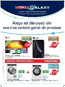 Media Galaxy - Alege sa daruiesti din cea mai variata gama de produse | 03 Decembrie - 09 Decembrie