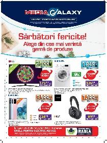 Media Galaxy - SArbatori Fericite | 10 Decembrie - 16 Decembrie