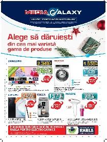 Media Galaxy - Alege sa daruiesti din cea mai variata gama de produse | 17 Decembrie - 23 Decembrie