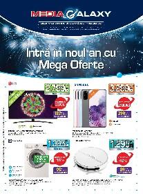 Media Galaxy - Intra in noul an cu Mega Oferte | 31 Decembrie - 06 Ianuarie