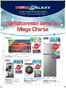Media Galaxy - Sarbatoreste iarna cu Mega Oferte | 07 Ianuarie - 13 Ianuarie