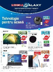 Media Galaxy - Tehnologie pentru casa  | 21 Ianuarie - 27 Ianuarie