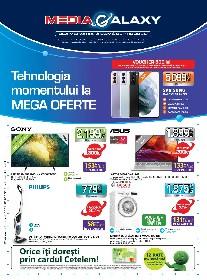 Media Galaxy - Tehnologia momentului la mega oferte | 28 Ianuarie - 03 Februarie