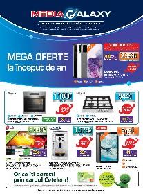 Media Galaxy - Mega Oferte la inceput de an | 04 Februarie - 10 Februarie