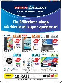 Media Galaxy - De Martisor alege sa daruiesti super gadgeturi | 25 Februarie - 03 Martie