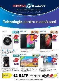 Media Galaxy - Tehnologie pentru o casa cool | 04 Martie - 10 Martie