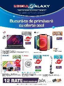 Media Galaxy - Bucura-te de primavara cu oferte cool | 18 Martie - 24 Martie