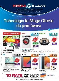 Media Galaxy - Mega Oferte de Primavara | 01 Aprilie - 07 Aprilie