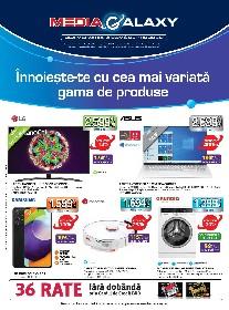 Media Galaxy - Innoieste-te cu cea mai variata gama de produse | 08 Aprilie - 14 Aprilie