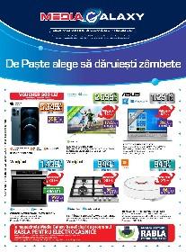 Media Galaxy - De Paste alege sa daruiesti zambete | 22 Aprilie - 28 Aprilie