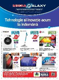 Media Galaxy - Tehnologie si inovatie acum la indemana | 06 Mai - 12 Mai