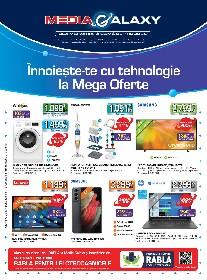 Media Galaxy - Innoieste-te cu tehnologie la Mega Oferte | 13 Mai - 19 Mai
