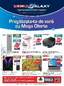 Media Galaxy - Pregateste-te de vara cu Mega Oferte | 20 Mai - 26 Mai