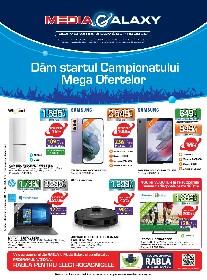 Media Galaxy - Dam startul Campionatului Mega Ofertelor | 10 Iunie - 16 Iunie