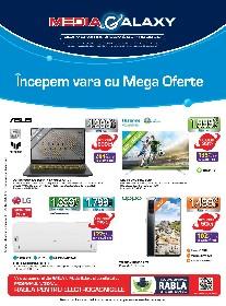 Media Galaxy - Incepem vara cu Mega Oferte | 17 Iunie - 23 Iunie