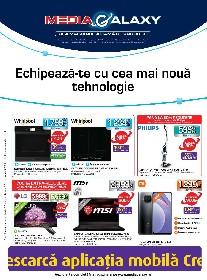 Media Galaxy - Echipeaza-te cu cea mai noua tehnologie | 30 Septembrie - 06 Octombrie