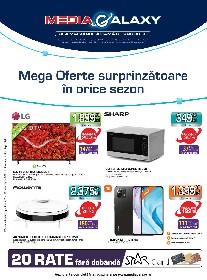 Media Galaxy - Mega Oferte surprinzatoare in orice sezon | 07 Octombrie - 13 Octombrie