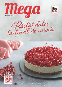 Mega Image - Rasfat dulce la final de iarna | 01 Februarie - 29 Februarie