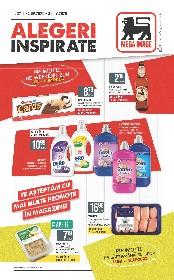 Mega Image - Te asteptam cu mai multe promotii in magazine | 24 Septembrie - 30 Septembrie