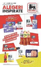 Mega Image - Te asteptam cu mai multe promotii in magazine | 29 Octombrie - 04 Noiembrie