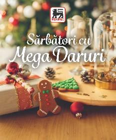 Mega Image - Sarbatori cu Mega Daruri | 12 Noiembrie - 27 Decembrie