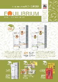 Mega Image - Equilibrium Produse Health & Wellness | 01 Iulie - 02 August