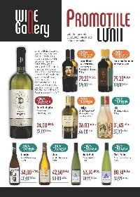 Mega Image - Promotiile lunii la vinuri | 03 Decembrie - 06 Ianuarie