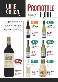 Mega Image - Promotiile lunii la vin | 02 Ianuarie - 02 Februarie
