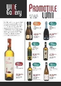 Mega Image - Promotiile lunii la vinuri | 04 Februarie - 03 Martie