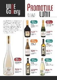 Mega Image - Promotiile lunii la vinuri | 01 Iulie - 02 August